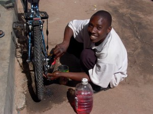 Titus Repair Bicy