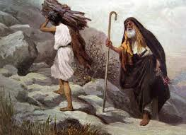 Abrah sacr Isac